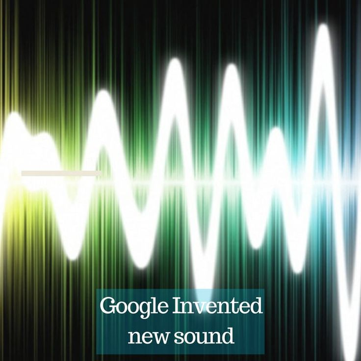 Google's Artificial intelligence (AI) Invents new sounds that Humans never heard before, created a new playground for AI researchers scientists.