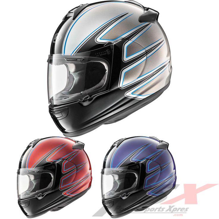 Arai Vector 2 El Camino Motorcycle Street Helmet 2017