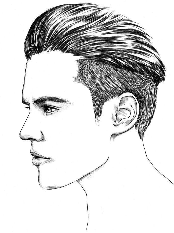 Beste Manner Frisuren Welche Passt Zu Mir In 2020 Frisuren Zeichnen Kurze Haare Stylen Frisuren