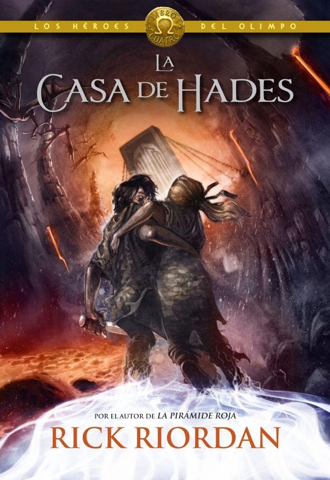 LA CASA DE HADES (Los héroes del Olimpo 4) - RICK RIORDAN http://www.quelibroleo.com/la-casa-de-hades-los-heroes-del-olimpo-4#criticas