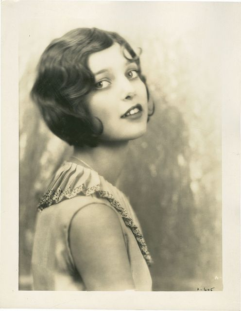 Marcel Waves and Finger Waves Hairstyles of the 1920s                                                                                                                                                                                 More