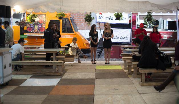 Llega el primer Food Truck Park del DF a la colonia Roma