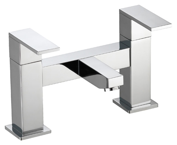 Pura Bloque BQBF Bath Filler    Stunningly stylish and superbly built from the very highest quality materials, the bloque range is designed to deliver.    We have sourced and worked with the very best designers and manufacturers to produce a stunning collection of taps that are fully compatible with UK plumbing systems.    You can also choose matching showers to make all your bathroom dreams come true.