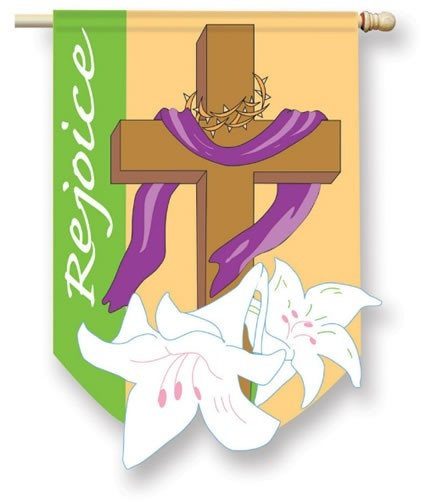 Image result for rejoice easter clip art