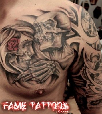 Money Is The Root Of All Evil Tattoo Outline 126 Million Man Colin