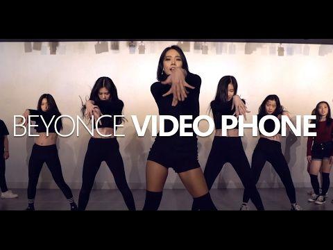 BEYONCE - Video Phone ft. Lady Gaga / Choreography . HAZEL - YouTube