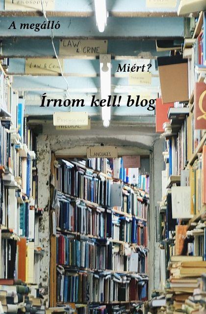 Ingyen letölthető az Írnom kell! gondozásában A megálló – Miért? címen megjelent novelláskötet, mely az én Srác című írásomon kívül még sok nagyszerű olvasnivalót rejt. Mindenkinek hasznos és…