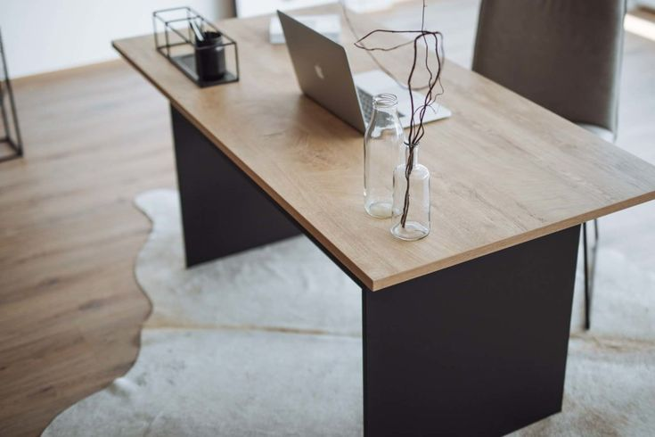 Tischplatte Schreibtisch Nach Mass In 2021 Holzplatte Tischplatten Dekor