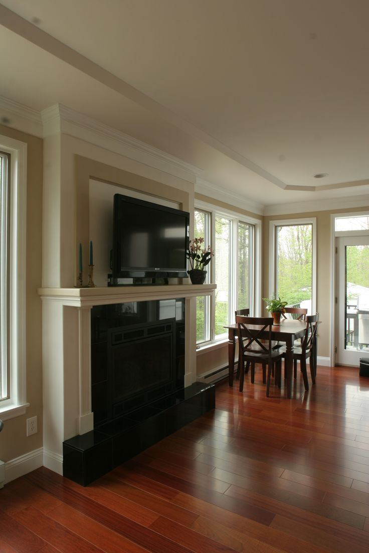 Crown molding designs living rooms - Spruce Up Your Living Room By Layering With E Z Tray And Crown Molding On The Ceiling