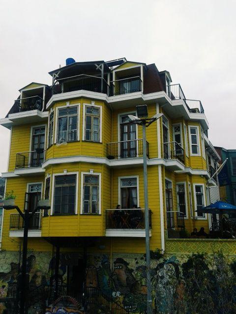 ❤ Valparaíso, Cerro Concepción
