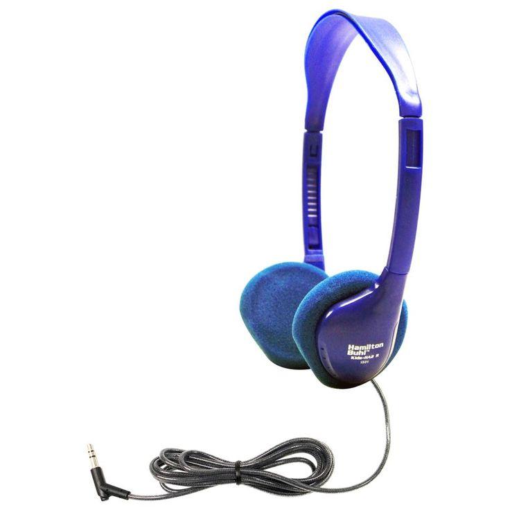 Hamilton Buhl Kids Personal On-Ear Stereo Headphones   MaxStrata