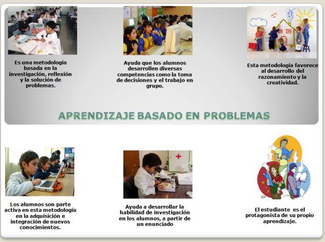 Explicacion sencilla sobre el aprendizaje basado en problemas