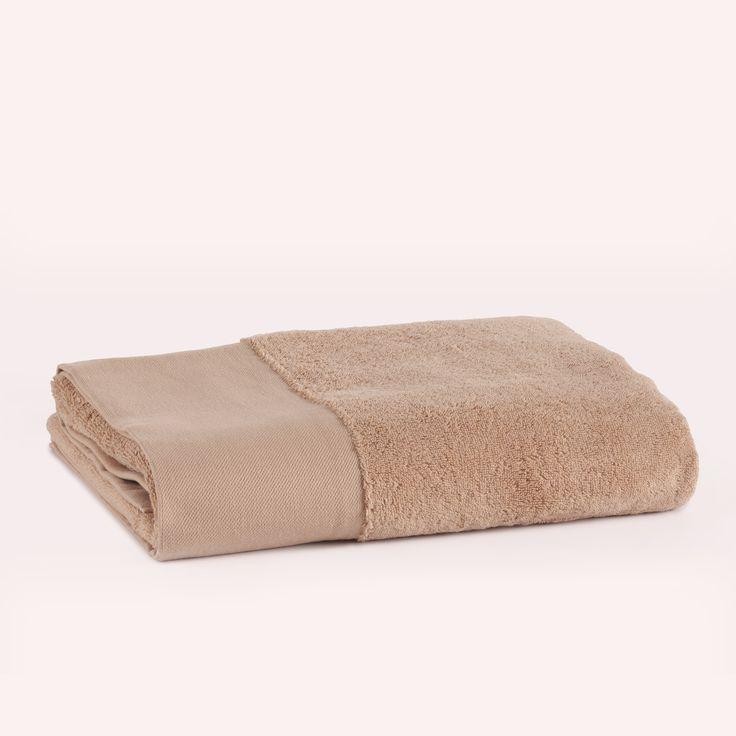 Coco-Mat towel Cassiope in orange