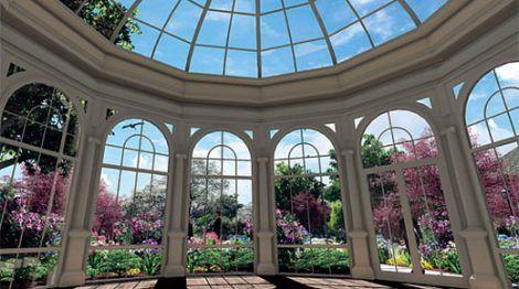 10 best wedding venues images on pinterest wedding - Huntsville botanical gardens wedding ...