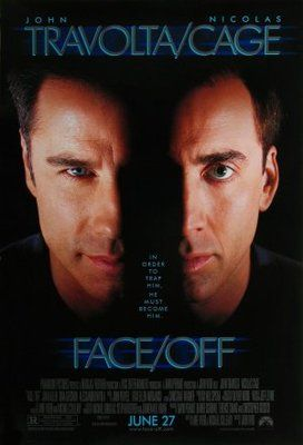 Face/Off (1997) movie #poster, #tshirt, #mousepad, #movieposters2