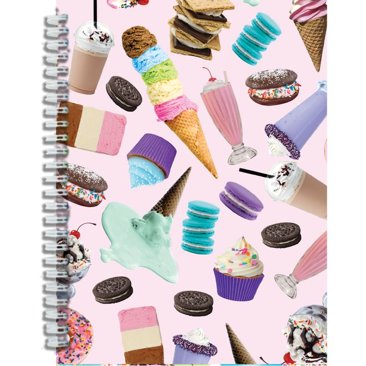 Sweet Tooth 3D Small Journal