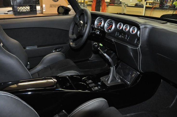 2nd Generation Camaro Firebird Center Console From Mci