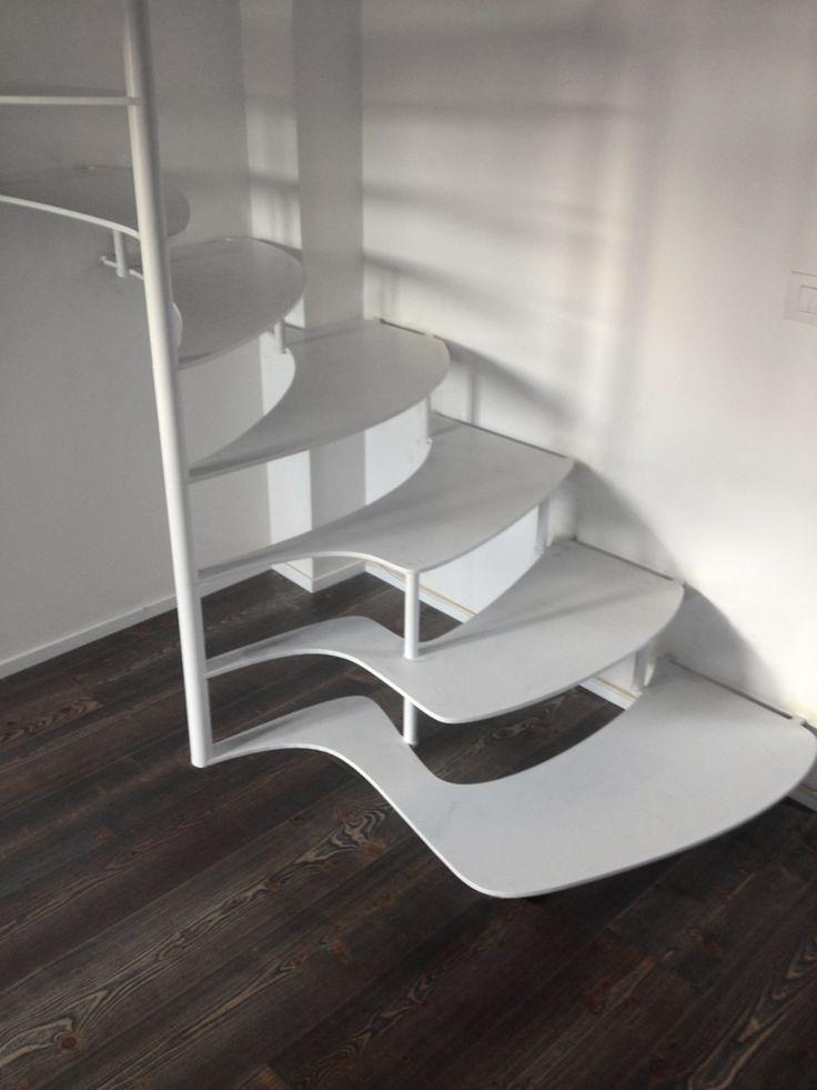 """Venice.Scala"" / - / ""Venezia.Staircase"" special zoomorphic design staircase, made with laser cuttin"