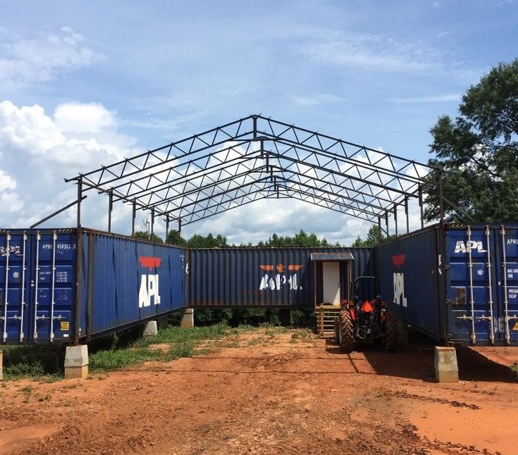 Shipping Container Designs: Assembling And Installing The