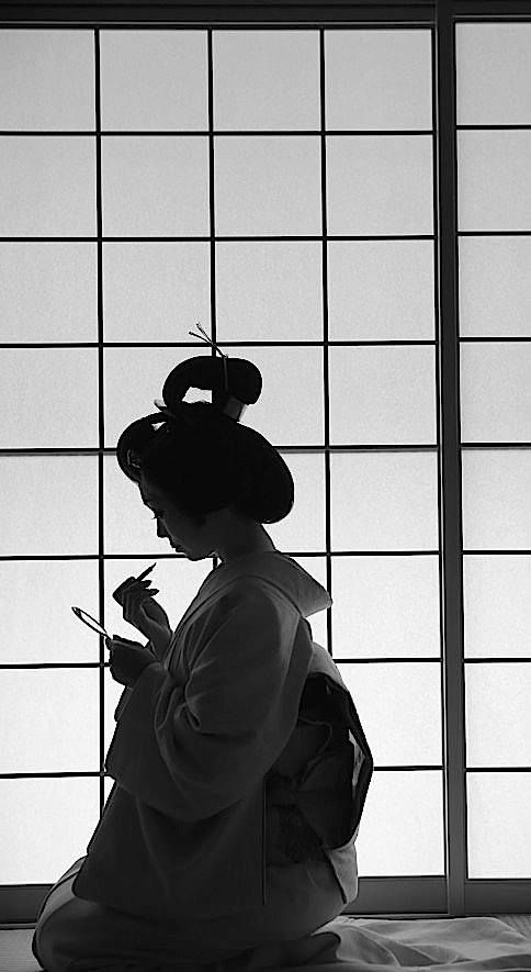 #Vientos del alma #Geisha#