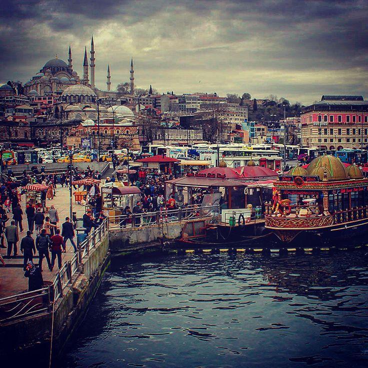 #istanbul #eminönü