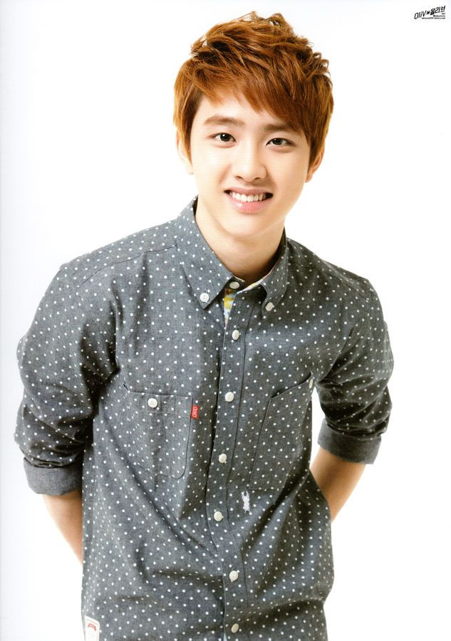 Kyungsoo Wolf Photoshoot 420 best images...