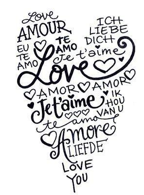 l'amour de Dieu si fort si tendre, est un amour sans fin..