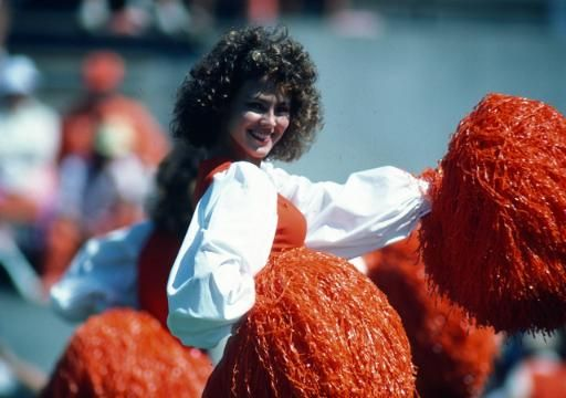 Buccaneers Cheerleaders