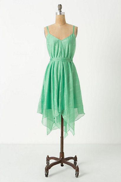 shimmery, flowy. gorgeous color from @anthropologie