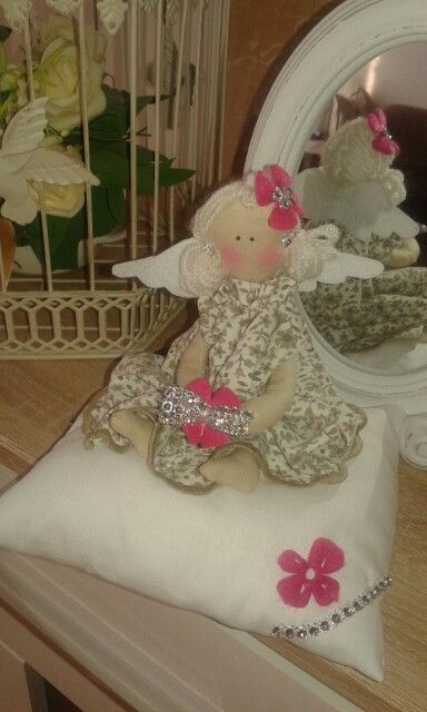 Tilda  mini doll
