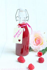 Rezepte mit Herz ♥: Himbeer Likör ♡