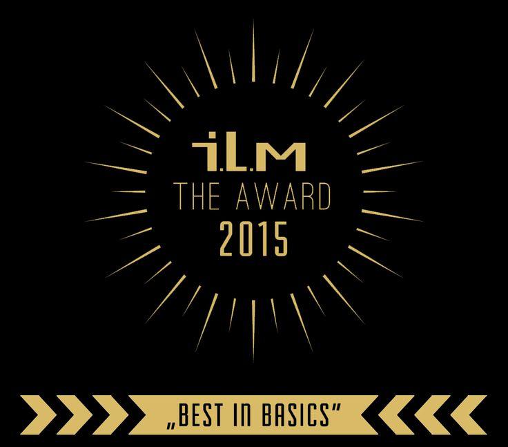 """ILM Award 2015 """"Best in Basics"""" für die 3-Way-bag von JOST"""