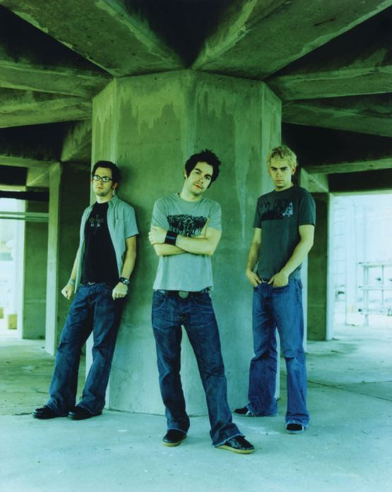 Chevelle....they aren't particularly cute but I would marry his voice if I could lol