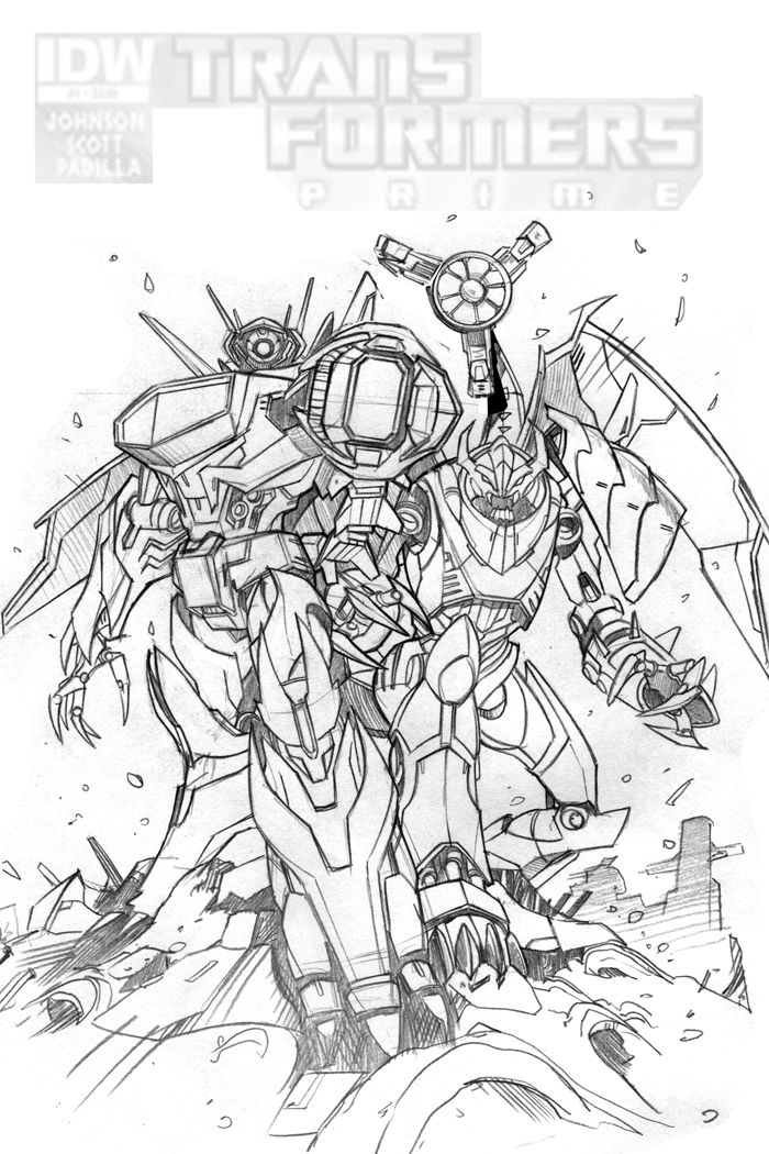 transformers 3 shockwave coloring pages | Shockwave Transformers Prime Coloring Pages Coloring Pages