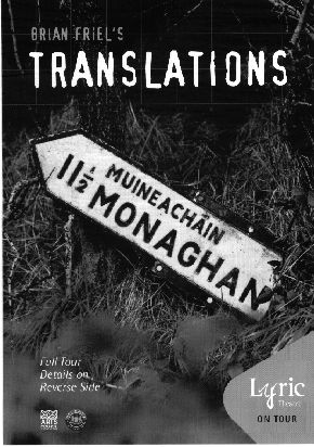 translations brian friel essays