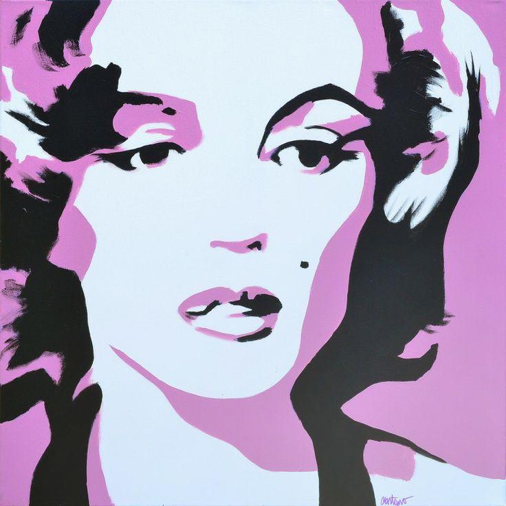 Marilyn in pink