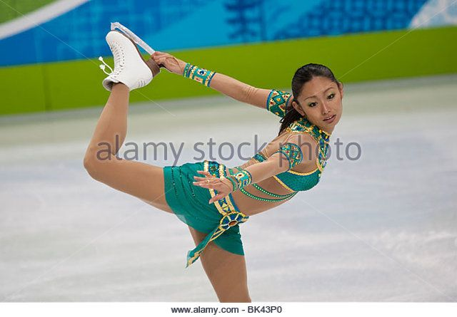 20 best figure skating: Ando Miki at the 2010 Winter ...