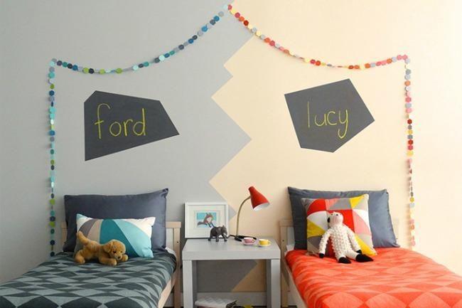 6 Habitaciones compartidas por niño y niña - Contenido seleccionado con la ayuda de http://r4s.to/r4s