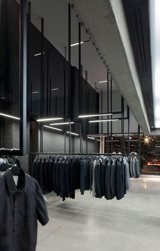 Boutique Michel Brisson by Saucier + Perrotte Architectes