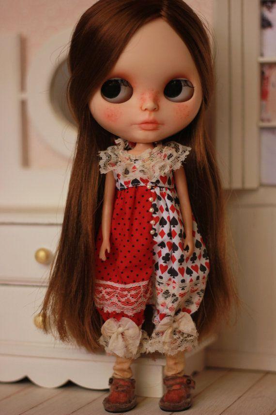 Kombinézy Blythe Doll