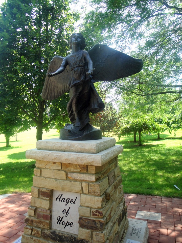 Fairview Heights Il >> 52 best images about Angel of Hope Memorials on Pinterest ...