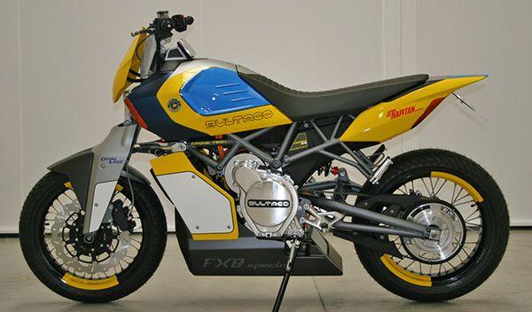 Bultaco Rapitan Sport e-bike