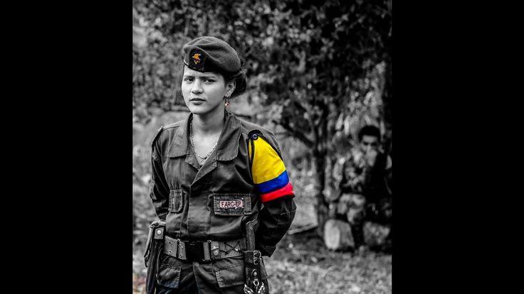 Shoulder to shoulder: Women of the FARC