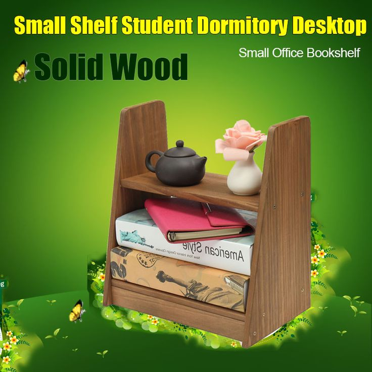 $19.55 (Buy here: https://alitems.com/g/1e8d114494ebda23ff8b16525dc3e8/?i=5&ulp=https%3A%2F%2Fwww.aliexpress.com%2Fitem%2FSolid-Wood-Small-Shelf-Student-Dormitory-Desktop-Shelf-Small-Office-Bookshelf-Home-Bedroom-Furniture%2F32691273187.html ) Solid Wood Small Shelf Student Dormitory Desktop Shelf Small Office Bookshelf Home Bedroom Furniture for just $19.55