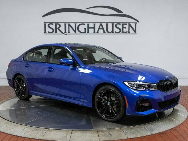 2020 Bmw 3 Series 330i Xdrive 2020 Bmw 3 Series 330i Xdrive 0 Portimao Blue Metallic 4 Door Sedan Intercooled In 2020 Bmw Bmw 3 Series New Bmw