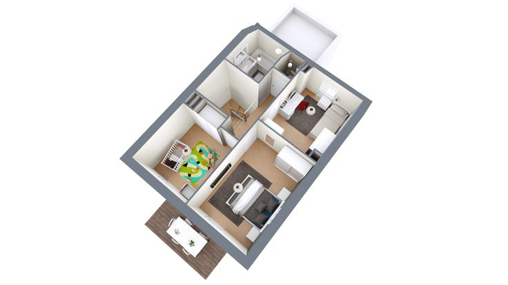 3D plan house! come and start your own project