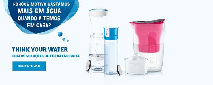 Filtros de água BRITA   Jarros dos especialistas