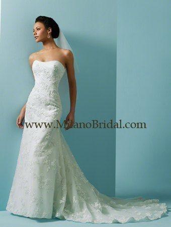 258 best Alfred Angelo images on Pinterest | Wedding frocks ...