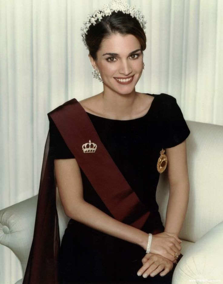 queen rania of jordan | Queen Rania, First Lady of Jordan | Current Heads of State & First ...