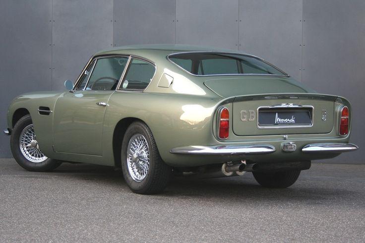 Aston Martin DB 6 LHD